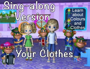 Your Clothes Singalong Video