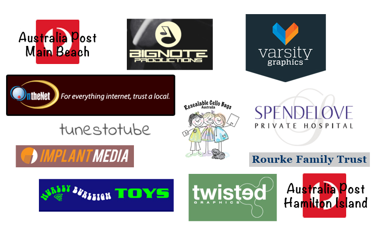 Sponsors of the Rainbows and Sunshine Community Book Donation Program