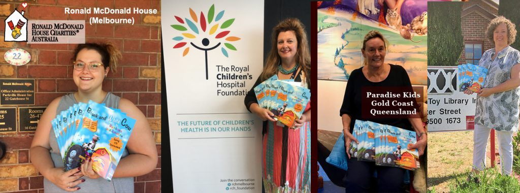 Recipient Organisations of our Donations