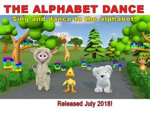 The Alphabet Dance Video