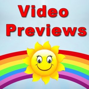Previews of Animated Videos