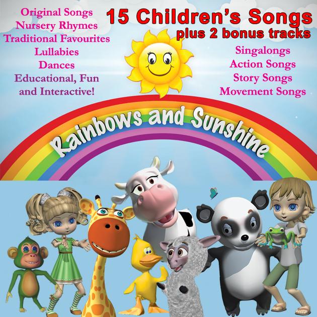 Album Rainbows and Sunshine