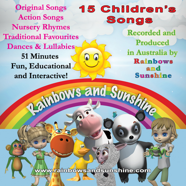 Cd Song Al Original Songs Nursery