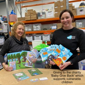 Donation to Baby Give Back